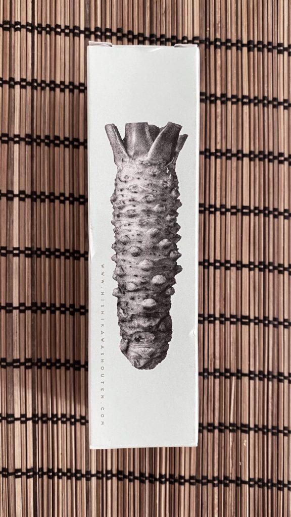 olej z wasabi